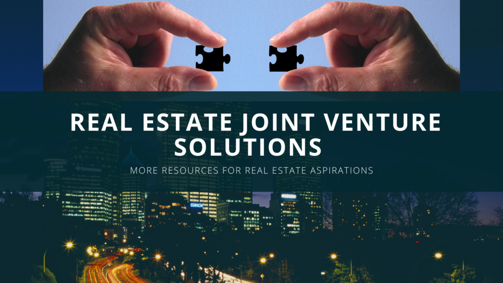 JCD - real estate joint venture partnerships